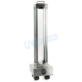LAMPA DO DEZYNFEKCJI POMIESZCZEŃ I POWIERZCHNI 150W COMPACT ZE ŚWIETLÓWKĄ 150W (UV-C) - 2