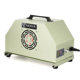 LAMPA UV-C Z FILTRAMI (STERYLIZATOR) 40W DO OCZYSZCZANIA POWIETRZA, PRZEPŁYWOWA, STACJONARNA, BEZ OZONU - 0