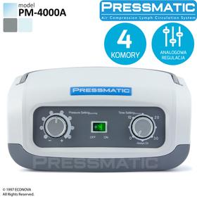 PRESSMATIC PM-4000A (ANALOGOWY) - 0