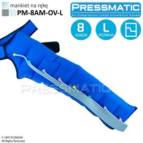 MANKIET UCISKOWY NA RĘKĘ  PM-8AM-OV-L ARM OVERLAPPED ROZMIAR  L - 1