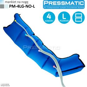 MANKIET UCISKOWY NA NOGĘ PM-4LG-NO-L LEG NON-OVERLAP ROZMIAR L - 0