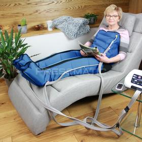 MANKIET UCISKOWY NA NOGĘ PM-4LG-OV-XL LEG OVERLAPPED ROZMIAR  XL - 2