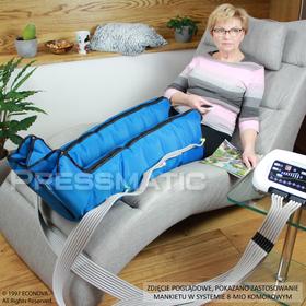 MANKIET UCISKOWY NA NOGĘ PM-6LG-OV-XL LEG OVERLAPPED ROZMIAR  XL - 2