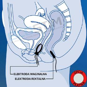 ELEKTROSTYMULATOR DO LECZENIA INKONTYNENCJI EMS ECO24 - 3