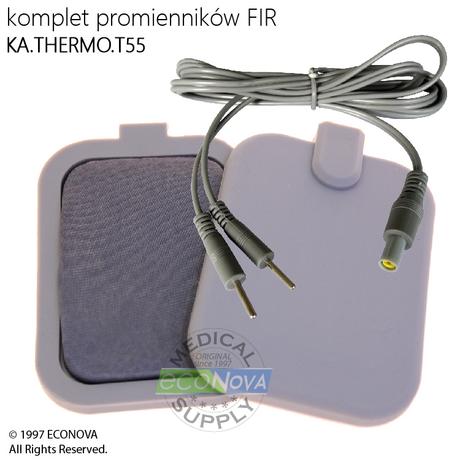 KA.THERMO.T55 KOMPLET PROMIENNIKÓW FIR