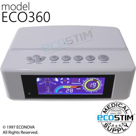 ELEKTROSTYMULATOR PRZECIWBÓLOWY I TRENINGOWY IFS ECO360