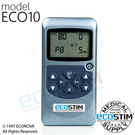 ELEKTROSTYMULATOR TENS ECO10
