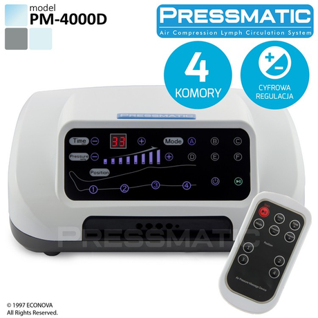 PRESSMATIC PM-4000D (DIGITAL)