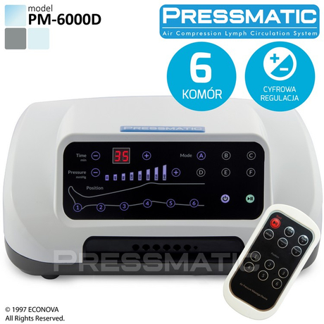 PRESSMATIC PM-6000D (DIGITAL)