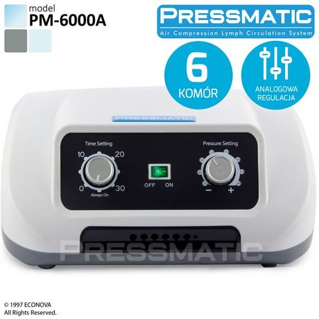 PRESSMATIC PM-6000A (ANALOGOWY)