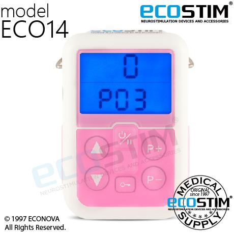 ELEKTROSTYMULATOR TENS/EMS ECO14, SPECJALIZOWANY DO LECZENIA INKONTYNENCJI