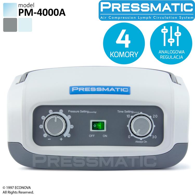 PRESSMATIC PM-4000A (ANALOGOWY)